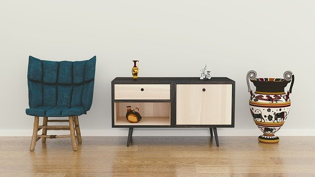 Sideboards & Ottomans For Useful Storage